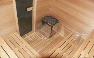 Утепляем пол в бане: бетонный и деревянный