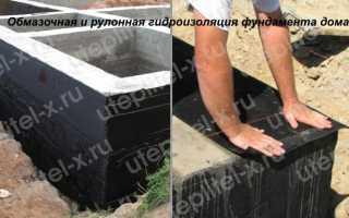 Производители гидроизоляции в России