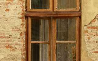 Как утеплять деревянные окна своими силами
