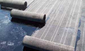 Гидроизоляция крыши, пола и смотровой ямы в гараже изнутри