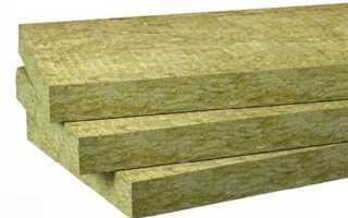 Каменная вата – теплоизоляция для вашего дома