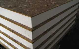 Использование теплоизоляционных плит