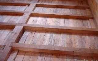 Как эффективно утеплить полы в деревянном доме
