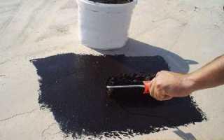 Виды  и расход обмазочной гидроизоляции цементной основе