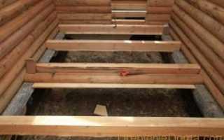 Как утеплить деревянный пол в доме своими руками?