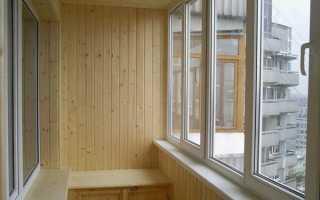 Утепляем потолок на балконе: материалы и монтаж
