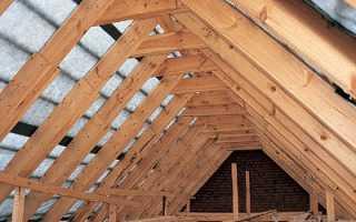 Выбор способа утепления крыши бани