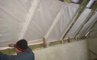Как эффективно утеплить крышу своими руками