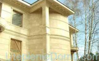 Технология утепления фасада сайдингом, каменной облицовкой, мокрый фасад (преимущества и минусы)