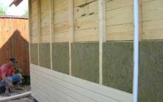 Утепление потолка бани и сауны изнутри минеральной ватой