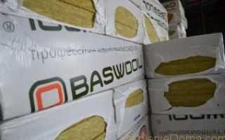 Теплоизоляция Басвул технические характеристики и отзывы