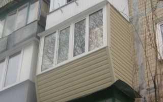 Утепляем балкон в хрущевке