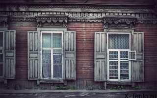 Пробуем самостоятельно утеплить деревянные окна: оклейка бумагой, тканью, трубчатыми профилями.