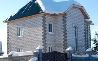 Утепление дома, построенного из газобетона снаружи и внутри