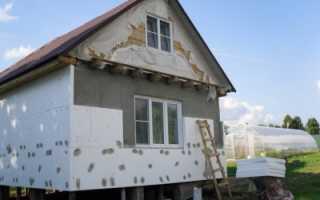 Как и чем утеплить фасад дома: пошаговое руководство