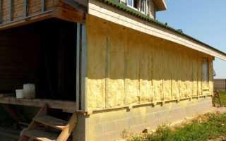 Несколько советов, как правильно утеплять дом снаружи
