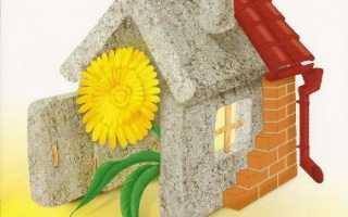Какой утеплитель стен экологически безопасный для здоровья
