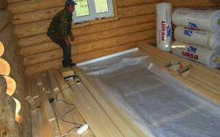Утепляем полы в деревянном доме: особенности различных материалов и методов