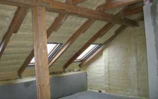 Подробно о том, как нужно утеплять мансардную крышу