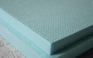 Утеплить ЭППС — описание материала и техника монтажа