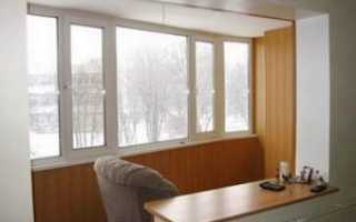Способы утепления балконов изнутри