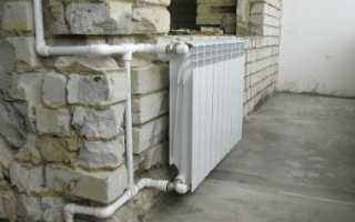 Инструкция как вынести батарею на балкон или ложию законно