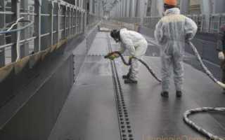 Гидроизоляционные материалы для бетона: мастики и смеси