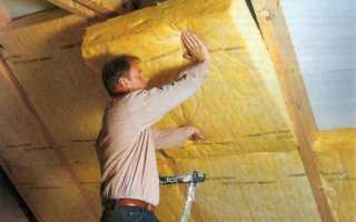 Чем утеплить стены дома или дачи изнутри?