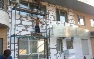 Как правильно утеплить балкон снаружи самостоятельно