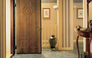 Как самостоятельно утеплить входные металлические двери
