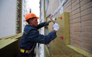 Какой плотности утеплитель лучше для вентилируемого фасада