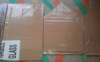 Американские студенты изобрели теплоизоляционный материал из картонных коробок