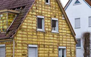 Утепление деревянного дома с наружной стороны: материалы и монтаж