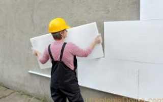 Материалы для утепления стен дома изнутри и снаружи