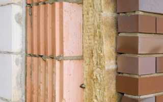 Как утеплять стены, возведенные из различных материалов