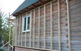 Как и чем утеплить деревянный дом снаружи: пенопластом или минватой?