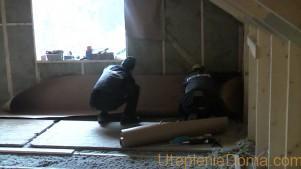 Чем лучше утеплять потолок дома