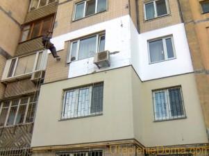 Чем утеплить стены в квартире
