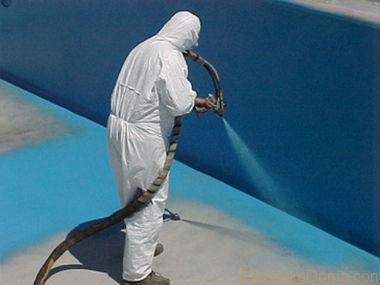 Гидроизоляционная смесь для бассейнов