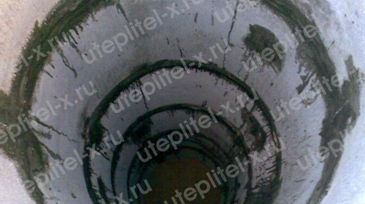 Гидроизоляция колодца выгребной ямы изнутри
