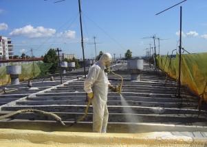 Как правильно утеплить плоскую крышу