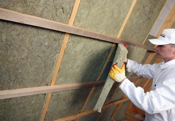 Утеплители стеновых перекрытий