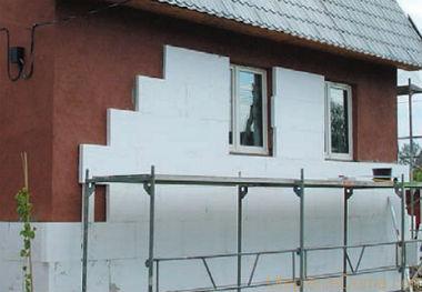 чем лучше утеплять фасад
