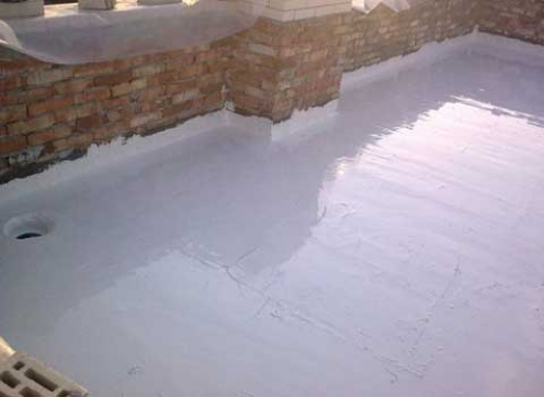 Защита бетонного пола