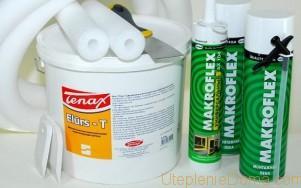 материалы для утепления швов в панельных домах