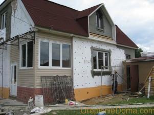 Система утепления фасадов цересит
