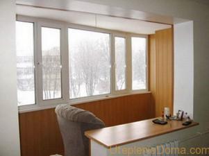 Технология утепления балкона