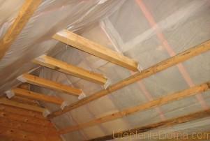 Как правильно утеплить потолок в гараже
