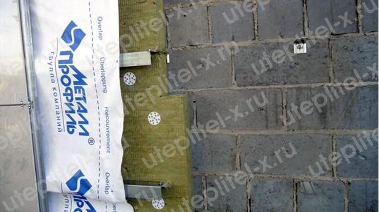 Как утеплить дом из керамзитобетонных блоков снаружи
