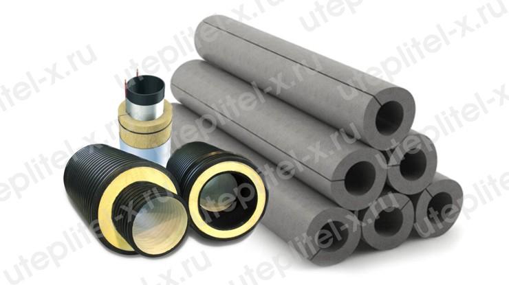 Материалы для теплоизоляции канализационных труб
